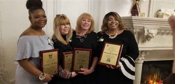 2018 SCOPE Annual School District Awards Honorees