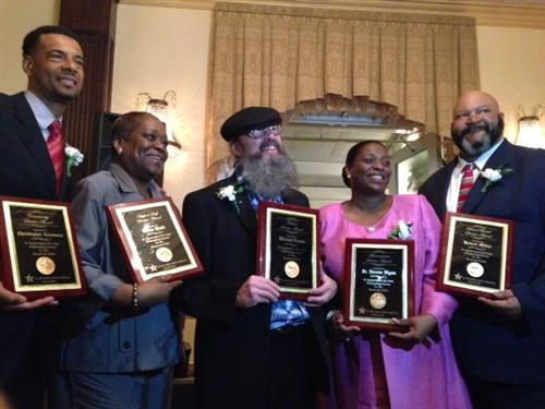 Roosevelt honored by Scope
